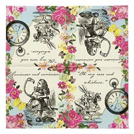 Talking-Tables-Truly-Alice-Dainty-Party-Napkins-20-Pack-Multicolor-0-0