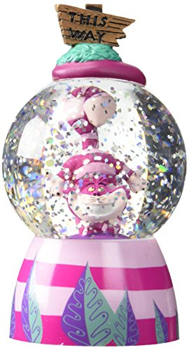 Westland-Giftware-Cheshire-Cat-Resin-Acrylic-Sparkler-Globe-55mm-0