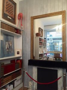 Alice Through the Looking Glass boutique, London
