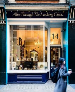 Alice Through the Looking Glass, London