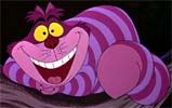 Cheshire Cat by Disney