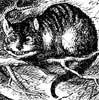 Cheshire Cat by John Tenniel