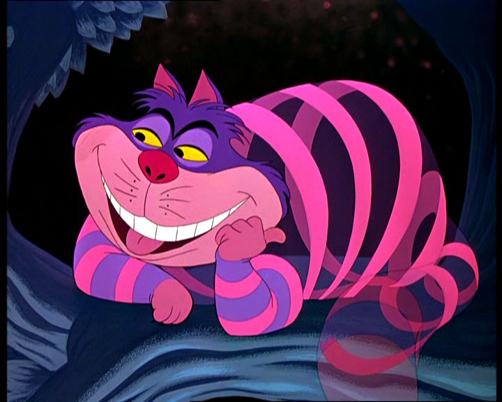 Cheshire cat pictures alice in - Alice in wonderland cartoon pictures ...
