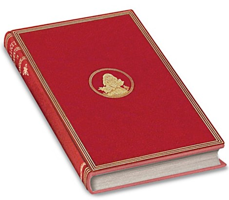 "First Edition Replica of ""Alice's Adventures In Wonderland"""