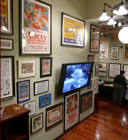 Image from http://blogs.indiewire.com/animationscoop/geppis-museum-opens-memorabilia-exhibit-devoted-to-disneys-alice-in-wonderland-20160402