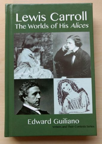 "Cover of ""Lewis Carroll - The Worlds of His Alices"""