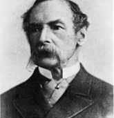 Photograph of Sir John Tenniel