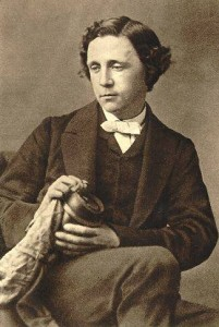 Charles Ludwidge Dodgson (Lewis Carroll), 31 years old, photographed by O.G. Reijlander at 28 March 1863
