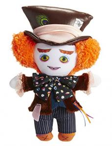 Mad Hatter plush doll