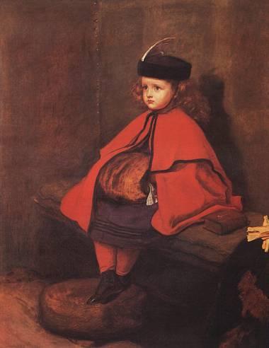 painting 'My first sermon'