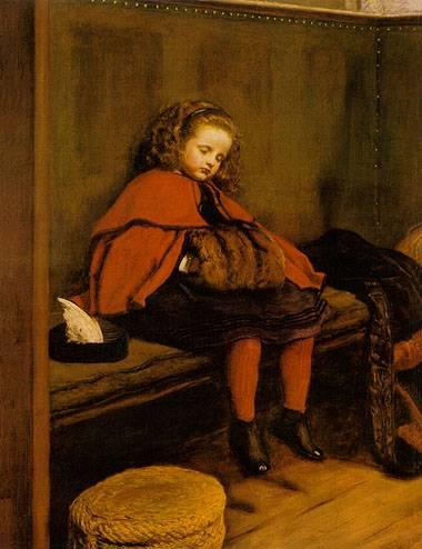 painting 'My second sermon'