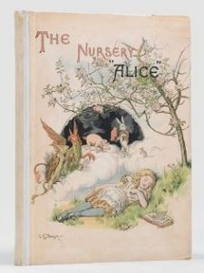 Nursery Alice cover