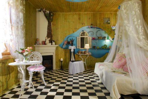 Alice inspired nursery