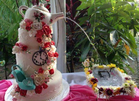 found on http://offbeatbride.com/philippines-wonderland-wedding/