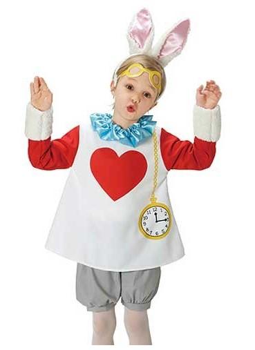 Disney White Rabbit costume  sc 1 st  Alice in Wonderland.net & Disney White Rabbit costume - Alice-in-Wonderland.net shop