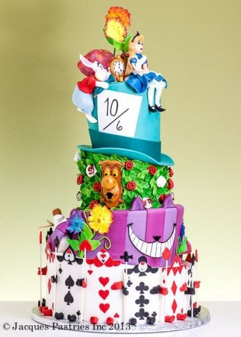 found on http://www.jacquespastries.com/weddingcakes/showstoppers/showstoppers.html